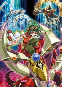 Yuu Gi Ou: Arc-V Cover